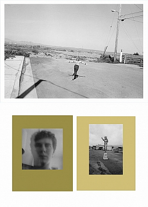 NZ Library #4: Mark Steinmetz: Angel City West, Special Limited Edition (with Gelatin Silver...
