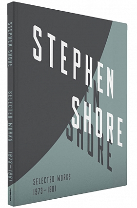 Stephen Shore: Selected Works, 1973-1981 [SIGNED by Shore] [IMPERFECT]. Stephen SHORE, Lynne,...