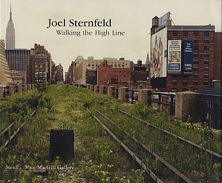 Joel Sternfeld: Walking the High Line [SIGNED]. Joel STERNFELD
