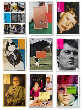 Useful Photography #001-#009 (Nine Volume Set). Hans AARSMAN, Hans, VAN DER MEER, Erik, KESSELS,...